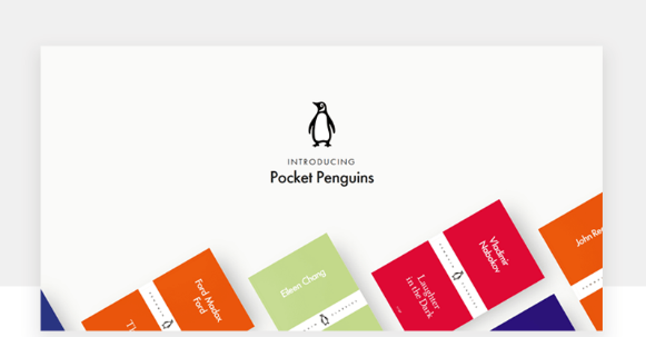 Pocket Penguins